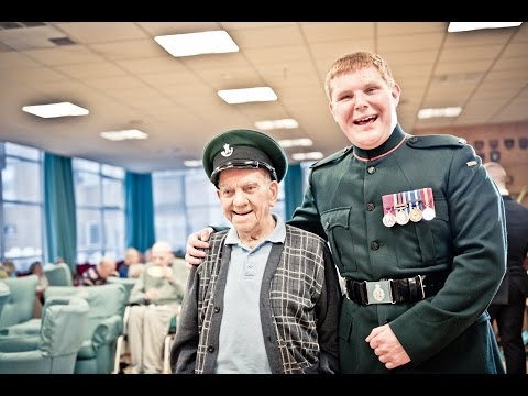 Blind Veterans UK: 2015 - A year in review
