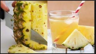 Amazing Health Benefits Of Pineapple Peels Revealed