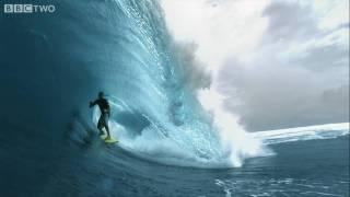 Surf en slow motion