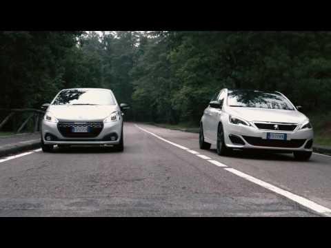 Peugeot 208 GTi vs 308 GTi by Peugeot Sport