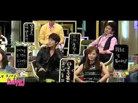 [YulHae] SNSD Yuri & SUJU Donghae Moment #2 Captured Glimpses