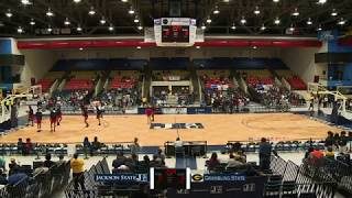 2019 SWAC Basketball: Grambling State Tigers vs Jackson State Tigers
