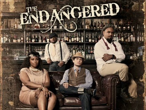 The Endangered Band, of Los Angeles, Speaks Music