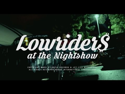 "Curren$y - ""Lowriders At The Nightshow"" (Official Video)"