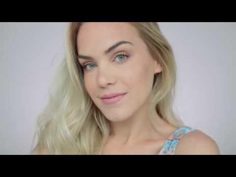 Natural Summer Makeup Tutorial in Under 10 Minutes Using bareMinerals
