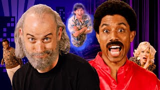 George Carlin vs Richard Pryor. Epic Rap Battles of History