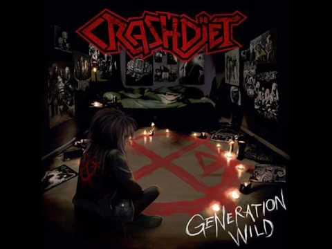 CRASHDÏET - 04- Generation Wild