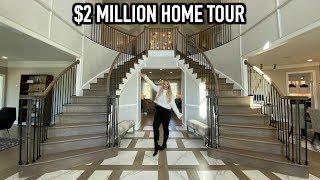 LUXURY HOME TOUR | $2 MILLION DREAM HOME
