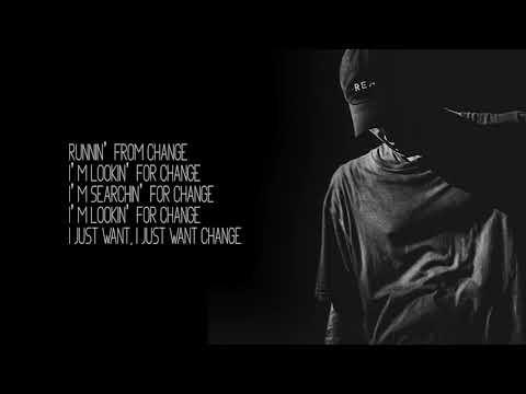 NF - Change Lyrics Video