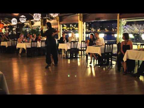 Milongueando en el 40 - Gianpiero Galdi & Maria Filali - Tango Harmony Budapest