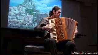 Marco Lo Russo Rouge - Tarabuk - Marco Lo Russo Made in Italy cocnert jazz accordion tour Canada USA Mexico