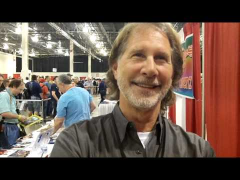 Motor City Comic Con 2013: Parker Stevenson - YouTube