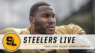 Injury Updates and Possible Line-Up Changes on Steelers Live