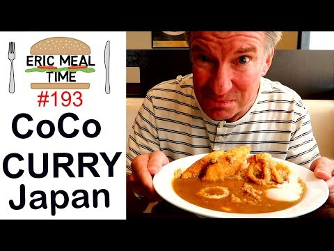 CURRY HOUSE CoCo ICHIBANYA - Eric Meal Time #193