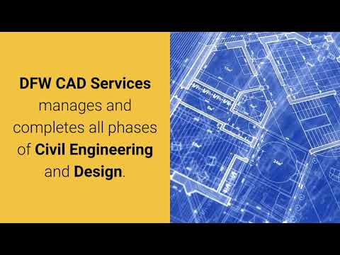 3D CAD Design Service TX