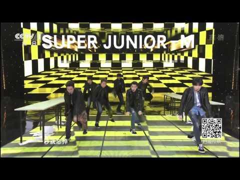 [Full HD] 140412 Global Chinese Music Super Junior-M Full Cut by Heira