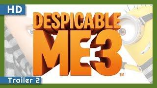 Despicable Me 3 (2017) Trailer 2