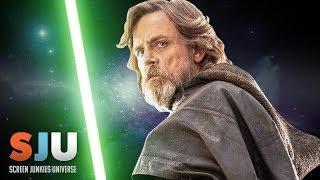 Mark Hamill ALMOST Didn't Come Back For Star Wars! - SJU