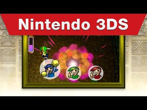 Babymarket The Legend Of Zelda Tri Force Heroes Juego Nintendo 3ds