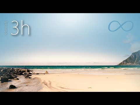 3 hours of light, relaxing and uplifting music [N°124 - 3h]