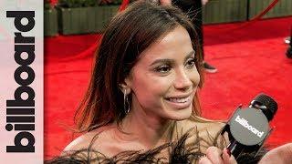 Anitta Talks 'Downtown' Nomination, Teases DJ Khaled Collaboration   Latin Grammys 2018