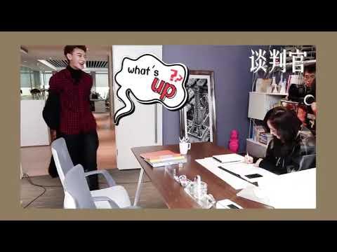 180221 Z.TAO - Negotiator Drama Behind The Scene