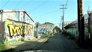 SOUTH CENTRAL LOS ANGELES HOODS