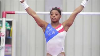 "HMWB ""Simone Biles"" Training Highlights"