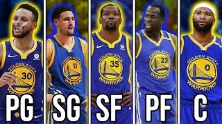 Ranking The 10 Best Starting 5's In The NBA Today