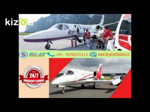 Air Medical Transport in Delhi to Patna by Sky Air Ambulance