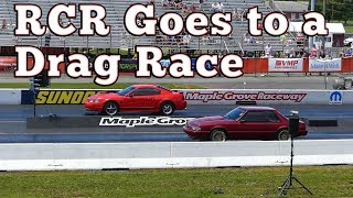 RCR Goes to a Drag Race