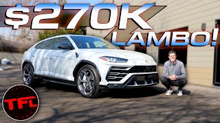 The 2021 Lamborghini Urus Has A BEWILDERING Number Of Gadgets & Gizmos You Need To See To Believe!