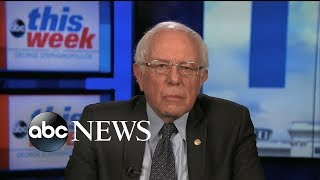 Sen. Sanders: Democrats 'have to end one party rule' by winning in midterms