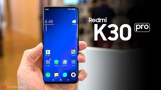 Redmi K30 Pro - OFFICIAL LOOK!