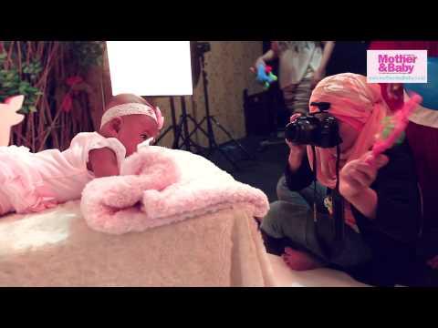 Jurus Jitu Memotret Bayi dan Balita