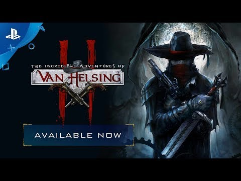 The Incredible Adventures of Van Helsing II Trailer