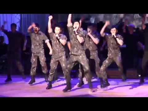 160622 유노윤호-내가 지키는 조국(대한민국 愛 콘서트 2016)(yunho,ユノ)
