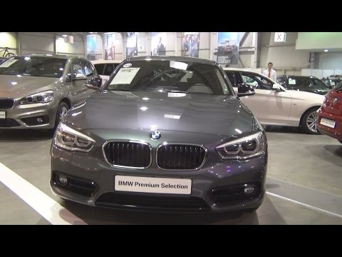 BMW 120d xDrive (2015) Exterior and Interior in 3D