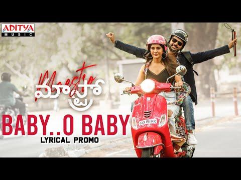 Promo song: Baby O Baby from Maestro-Nithiin, Nabha Natesh