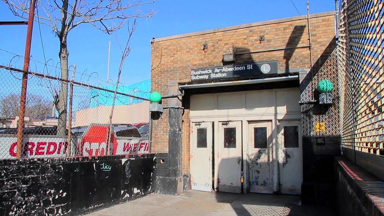 Brooklyn Auto Sales >> ^MuniNYC - Bushwick Avenue & Aberdeen Street (Bushwick ...