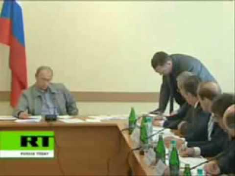 Putin tera Deripasku da potpise ugovor