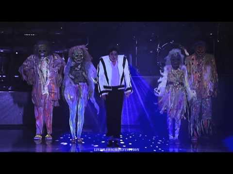 Michael Jackson - Thriller - Live Munich 1997 - Widescreen HD
