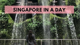 Exploring Singapore in a Day | Joanna E