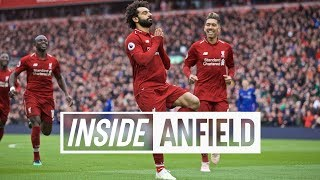 Inside Anfield: Liverpool 2-0 Chelsea | Anfield erupts after Salah's screamer