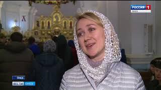 Православные верующие отметили главный христианский праздник — Воскресение Господне