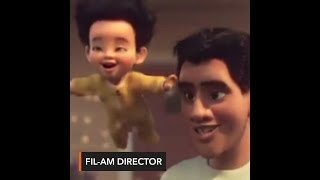 Filipino-American director Bobby Rubio to release Disney Pixar short film