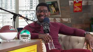 Michael Irvin on Jimmy Johnson's Hall of Fame Election   The Dan Patrick Show   1/27/20
