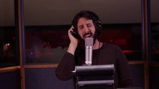 Josh Groban - White Christmas (Behind The Scenes Of Recording The Song)