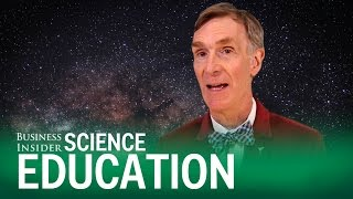 Bill Nye Explains The Biggest Issues In Science Education