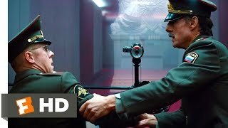 Mission: Impossible - Ghost Protocol (2/10) Movie CLIP - Hallway Projection (2011) HD